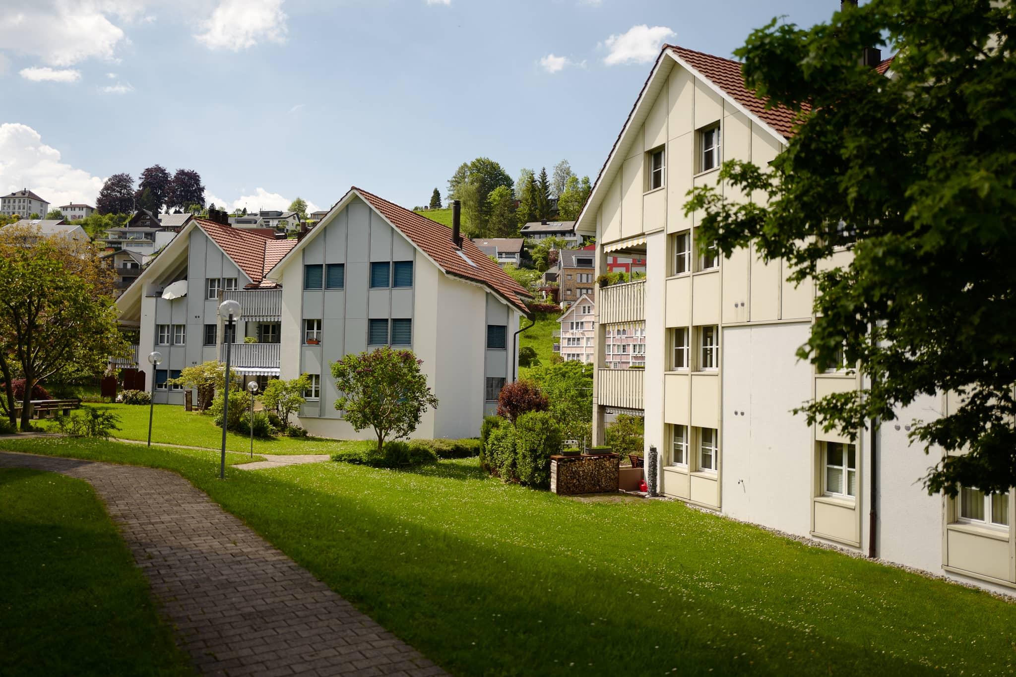 Wohnüberbauung_Speicher